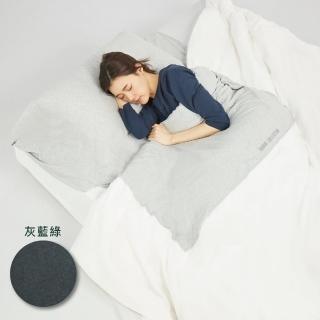 【Yvonne Collection】旅行保潔睡袋(灰藍綠)
