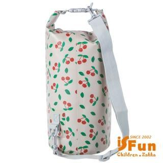 【iSFun】戲水必備*戶外防水溯溪漂流袋5L/多色可選