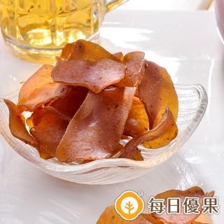 【每日優果】高纖辣味蒟蒻薄片(150G)