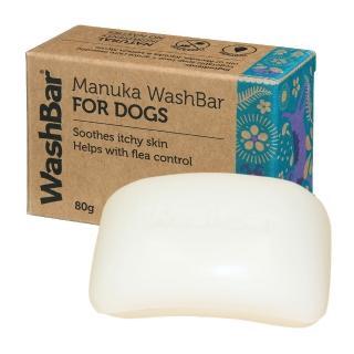 【WashBar】純天然麥盧卡精油皂(寵物寵物洗毛精 肥皂)