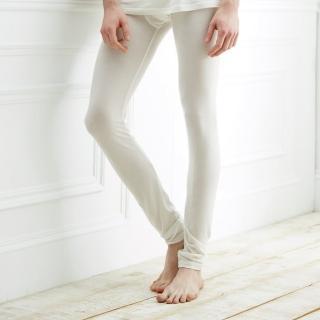 【Edenswear 伊登詩】男士seacell海藻天絲棉長褲(德國進口原料從原紗到車縫台灣製造)