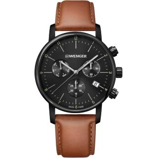【WENGER 威戈】Urban Classic都會時尚手錶(01.1743.115)