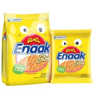 【Gemez Enaak】韓式小雞麵雞汁味(30gx3包)