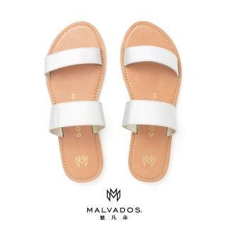 【Malvados 魅凡朵】經典時尚涼拖鞋 ICON REPTILE AZALEA 蛇紋阿薩莉雅 - Patron 培恩