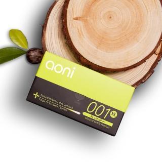 【aoni】愛引力 001保險套 XL(12入裝)
