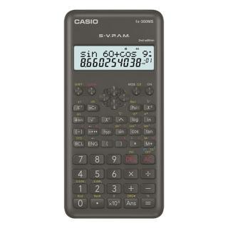 【CASIO 卡西歐】12位數工程用計算機(FX-350MS-2)