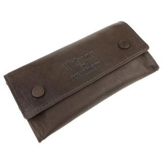 【Sharrow】英國原裝進口~真皮製煙草煙絲袋