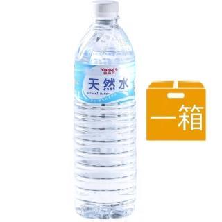【Yakult 養樂多】天然水 包裝飲用水(1460ml*12入)