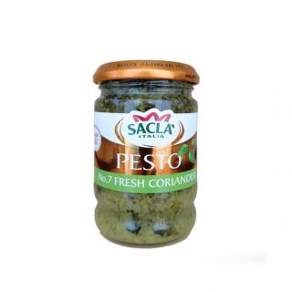 【Sacla】香菜青醬(190g)