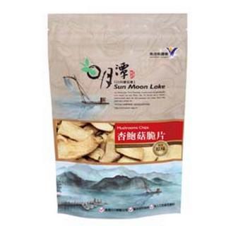 【魚池鄉農會】杏鮑菇脆片-黑胡椒(90g/包)