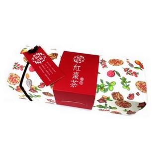 【公館鄉農會】養生紅棗茶(3g x 20包/ 1盒)