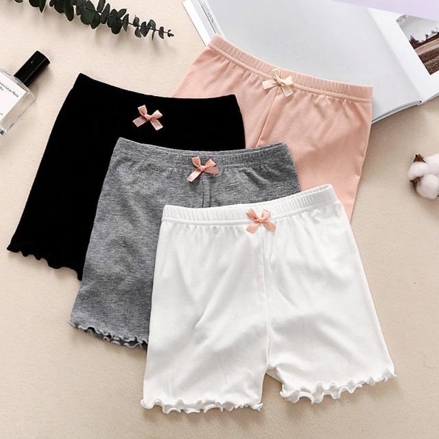 【Baby童衣】女童安全褲薄款夏季莫代爾防走光打底褲