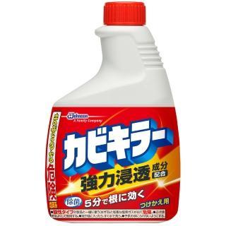 【SC Johnson】浴室多用途黴菌清潔噴霧(替換400g)