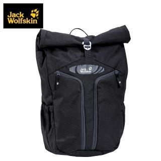 【Jack wolfskin 飛狼】Urban 城市筆電背包 18L(橄欖綠/黑色)
