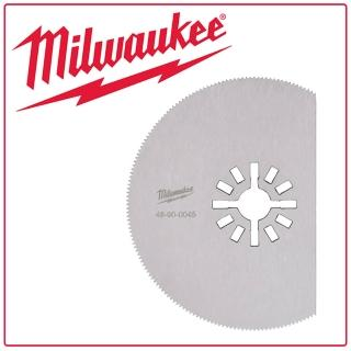 【Milwaukee 美沃奇】魔切機配件/圓形多用途鋸片/75mm(48-90-0045)