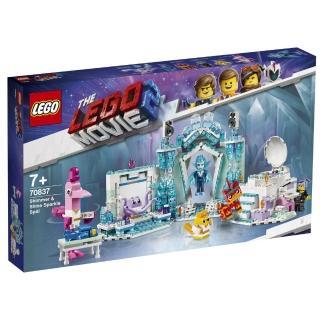 【LEGO 樂高】樂高 LEGO Movie 樂高玩電影系列 - Shimmer & Shine Sparkle Spa! 70837(70837)