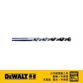 【DEWALT 得偉】美國 得偉 DEWALT 德國製 特級直柄石材水泥鑽頭 5x85mm DT6672(DT6672-QZ)