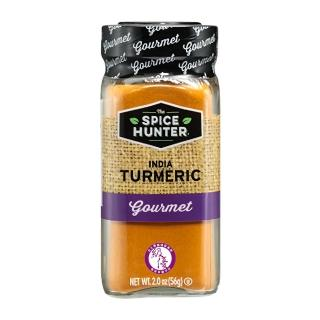 【即期品】Spice Hunter 美國原裝進口 有機薑黃粉6罐優惠組(45g x 6)