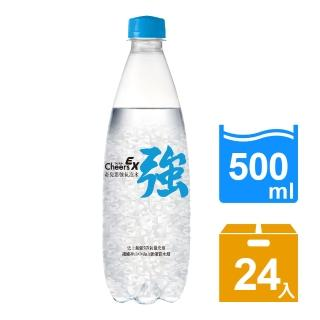 【泰山】Cheers EX 強氣泡水(500ml*24入/箱)