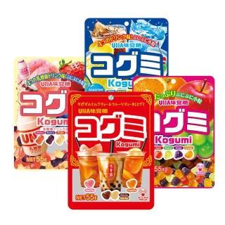 【UHA味覺糖】酷Q彌55g(水果/綜合汽水/乳酸飲料)