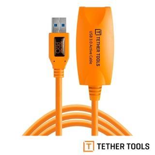 【TETHER TOOLS】CU3017 USB 3.0 專業拍攝線 傳輸線 4.9M(正成公司貨)