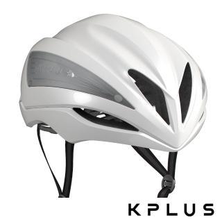 【KPLUS】單車安全帽S系列公路競速ULTRA Helmet-亮白色(頭盔 公路車)