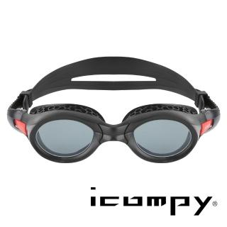 【icompy】運動泳鏡 VC-960(蜂巢式 防霧 抗UV)
