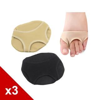 【糊塗鞋匠】D36 三孔矽膠前掌套(3雙)