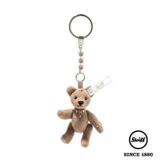 【STEIFF】Teddy Bear 熊熊吊飾 鑰匙圈(設計師新創系列)