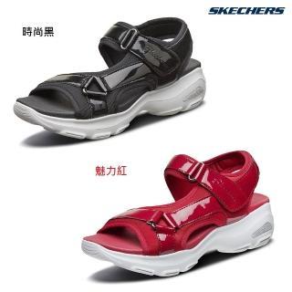 SKECHERS巨星最愛專利美形涼鞋韓國限定