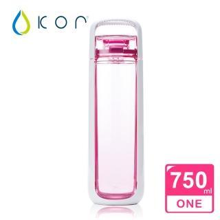 【KORwater】One信念水瓶(粉玫瑰/750ml)