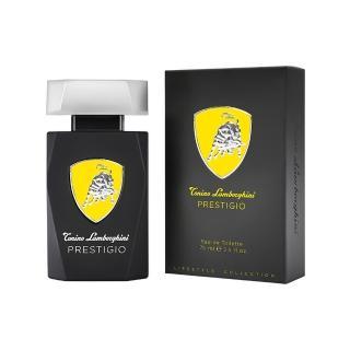 【Lamborghini 藍寶堅尼】Prestigio 權威能量男性淡香水(75ml)