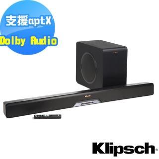 【Klipsch】2.1聲道單件式環繞SoundBar RSB-11(送JAMO藍芽喇叭)