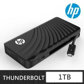 【HP 惠普】HP P800 Thunderbolt 3 1TB SSD(P800/1TB)