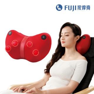 【FUJI】溫揉按摩機 FG-159(按摩枕;揉捏;溫熱)