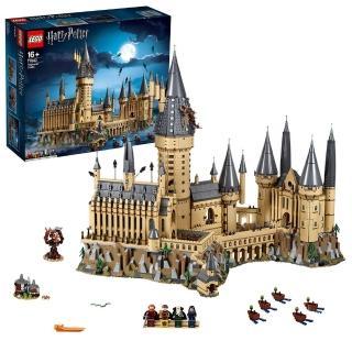 【LEGO 樂高】哈利波特系列 Hogwarts Castle 71043 積木 哈利波特(71043)