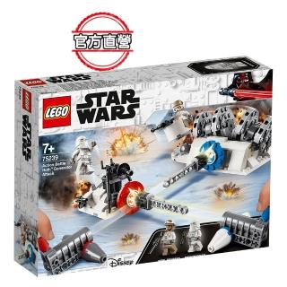 【LEGO 樂高】星際大戰系列 Action Battle Hoth Generator Attack 75239 積木 星戰(75239)