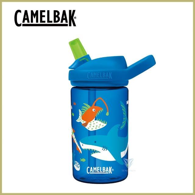 【CAMELBAK】400ml eddy+兒童吸管運動水瓶(全新改款/原廠正貨/兒童水壺)