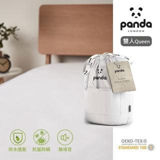 【英國 Panda】甜夢保潔墊  雙人Queen(舒適防水  保護您的床墊)