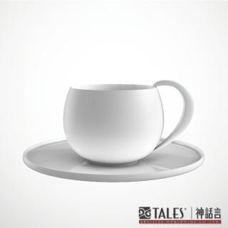 【TALES 神話言】菊影‧咖啡杯組-大‧風雅食具(文創 禮品 禮物 收藏)