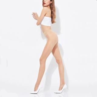 【佩登斯】15D全透明超薄透氣絲襪/褲襪(3入)