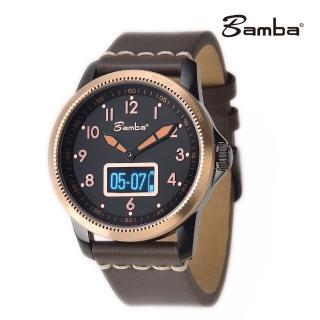 【Bamba】超馬健康運動精品錶 第五代(領航款.Captain 時尚 石英錶 耶誕 禮物 香港)