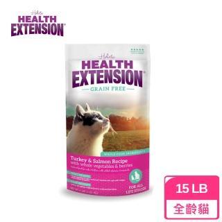 【Health Extension 綠野鮮食】天然無穀成幼貓糧-紅-15LB(A002B02)