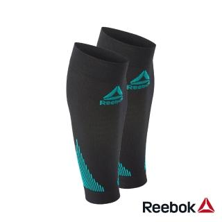 【REEBOK】針織壓力小腿套(一對販售)