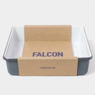 【英國 Falcon】獵鷹琺瑯 琺瑯2合1烤盤 灰藍