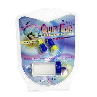 【QUIETEAR】以色列進口 聲音濾波器耳塞 適用噪音100分貝以下