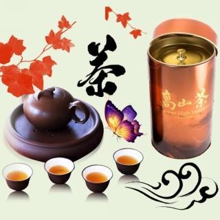 【惠鑽銓】台灣特選當季高冷雪泉茶葉150g*8罐共2斤(精選高山部落霜雪茶葉)