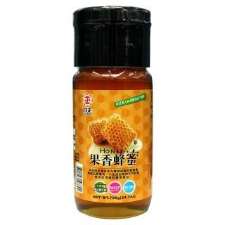【日正食品】果香蜂蜜700g