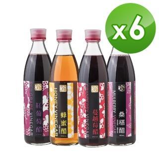 【百家珍】營養補給系列6入組(蔓越莓/紅葡萄/桑葚/蜂蜜)
