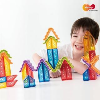 【Weplay】水晶魔法屋(結合光影、建構及數數遊戲)